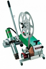 Автоматический сварочный автомат Leister УНИМАТ для наварки ленты