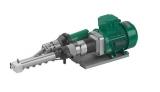 Промышленный сварочный экструдер ExOn7 HERZ. Модификация 5007C (Dohle)